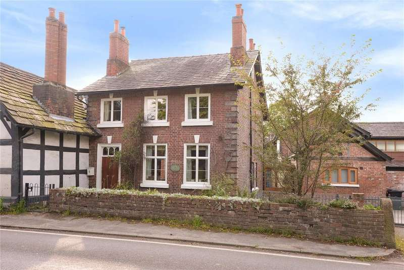 4 Bedrooms Semi Detached House for sale in Hollin Lane, Styal, Wilmslow, Cheshire, SK9