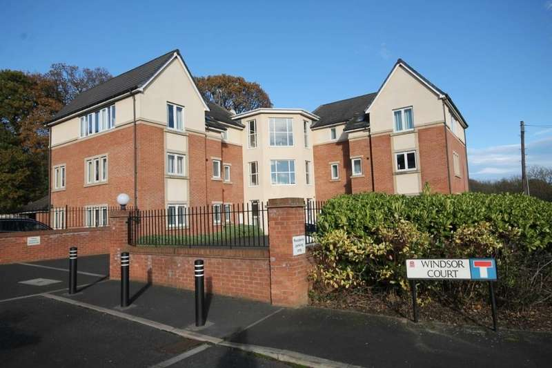 2 Bedrooms Flat for sale in Windsor Court, Rowlands Gill, NE39