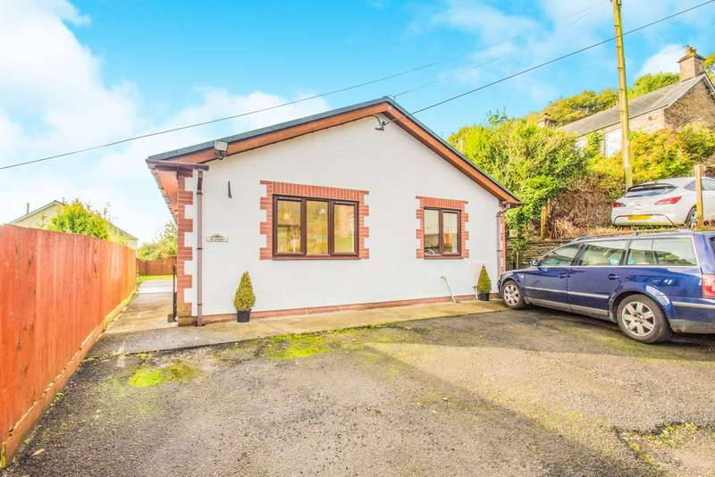 3 Bedrooms Detached Bungalow for sale in High Street, Argoed, Blackwood