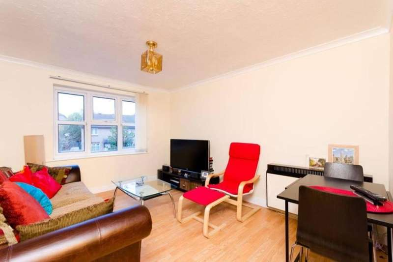 1 Bedroom Flat for sale in Turnstone Close, London, E13