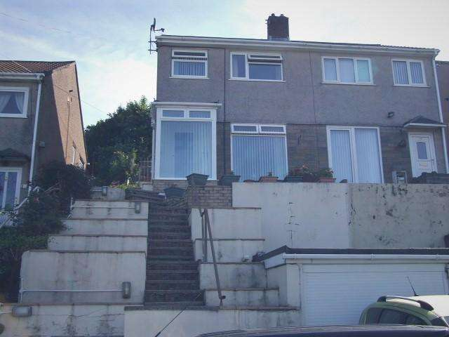 3 Bedrooms Semi Detached House for sale in 13 Wells Close, Baglan