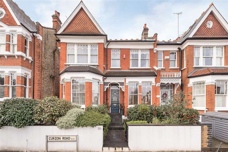 5 Bedrooms Terraced House for sale in Curzon Road, London, N10