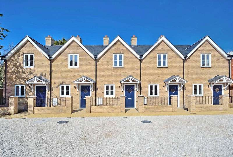 2 Bedrooms Terraced House for sale in Ollivers Chase, Goring Road, Goring By Sea, BN12