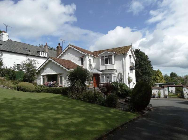 3 Bedrooms Detached House for sale in 16 Tan Y Bryn Road, Rhos on Sea, LL28 4AE