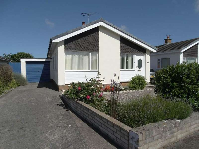 2 Bedrooms Detached Bungalow for sale in 5 Canterbury Lane, Rhos on Sea, LL28 4RZ