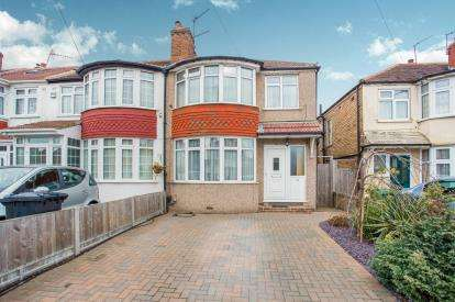 3 Bedrooms End Of Terrace House for sale in Tees Avenue, Perivale, Greenford