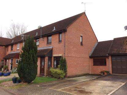 2 Bedrooms End Of Terrace House for sale in Picton Road, Middleleaze, Swindon, Wiltshire