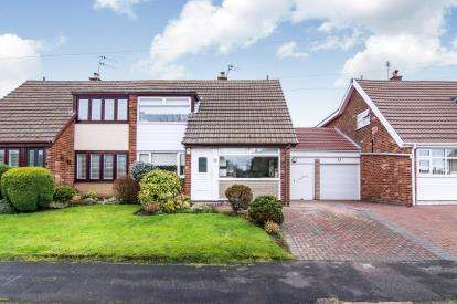 2 Bedrooms Semi Detached House for sale in Dellfield Lane, Maghull, Liverpool, Merseyside, L31