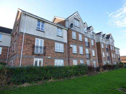 3 Bedrooms Flat for sale in Bishopbourne Court, North Shields, Tyne and Wear, NE29
