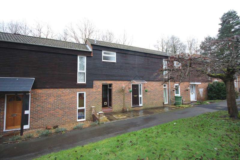3 Bedrooms Terraced House for sale in Oakengates, Bracknell