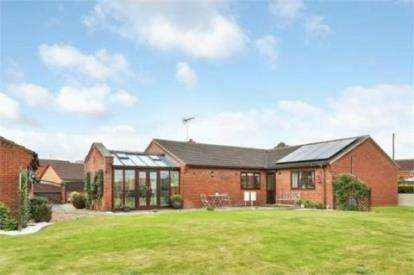4 Bedrooms Bungalow for sale in Wharf Road, Stanton Hill, Sutton- In-Ashfield, Nottinghamshire