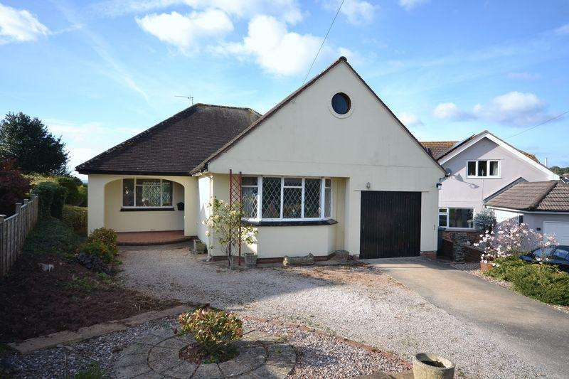 2 Bedrooms Bungalow for sale in Cadewell Park Road, Torquay