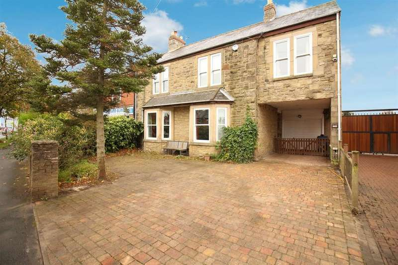 4 Bedrooms Semi Detached House for sale in Stamfordham Road, Newcastle Upon Tyne