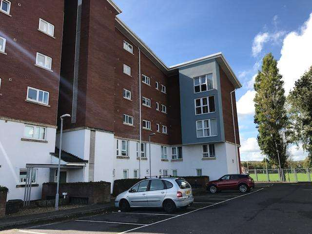 2 Bedrooms Apartment Flat for sale in Jim Driscoll Way, Cardiff