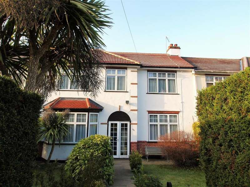 3 Bedrooms Terraced House for sale in Madeira Avenue, Shortlands
