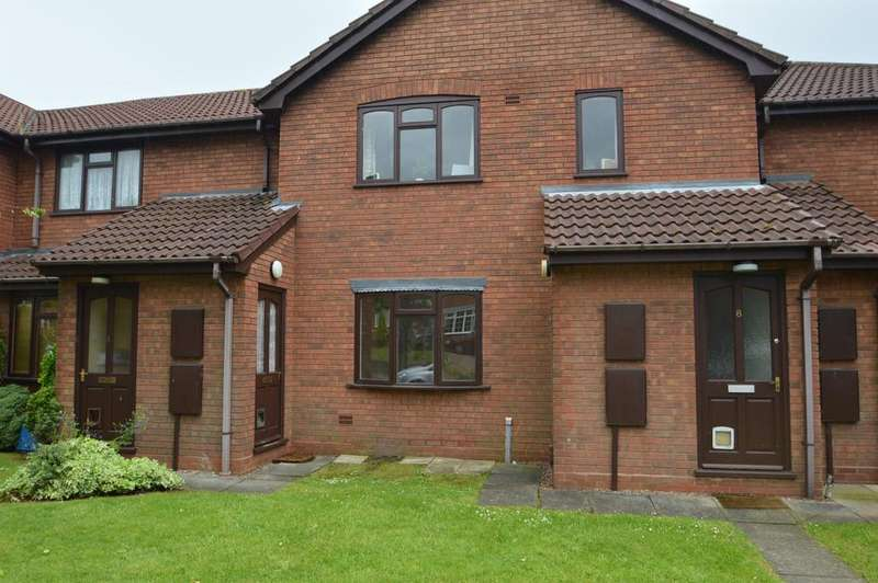 2 Bedrooms Flat for sale in Trafalgar House, Nelson Drive, Wimblebury WS12