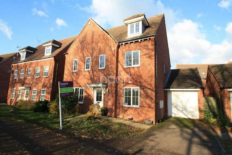 6 Bedrooms Detached House for sale in Lockside Close, Glen Parva, Leicester