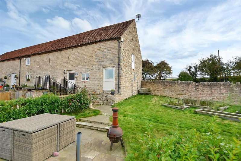 3 Bedrooms Barn Conversion Character Property for sale in Carriage Barn, Sookholme Road, Sookholme