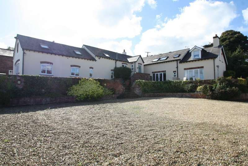 5 Bedrooms Barn Conversion Character Property for sale in Hollin Byre, Utkinton, CW6 0JR
