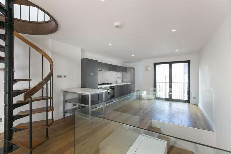 3 Bedrooms Property for sale in Camden, London NW1