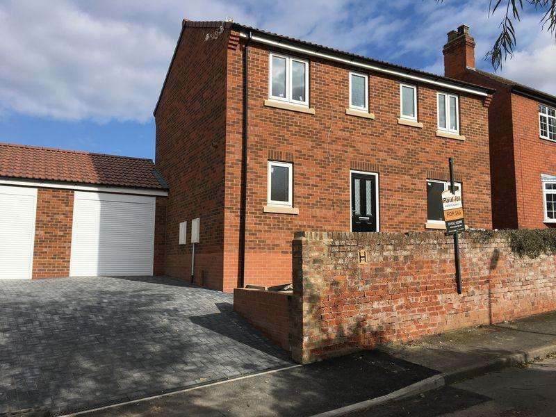 3 Bedrooms Detached House for sale in Skinners Lane, South Ferriby