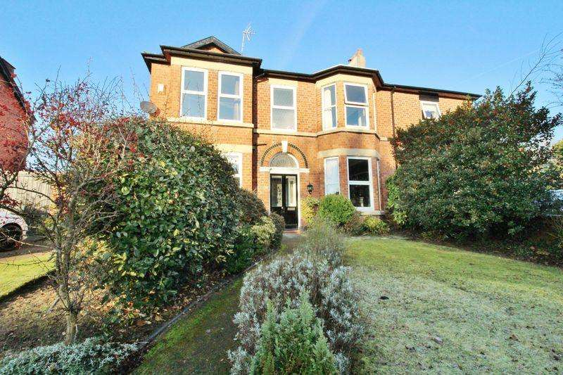 3 Bedrooms Semi Detached House for sale in Crescent Road, Birkdale