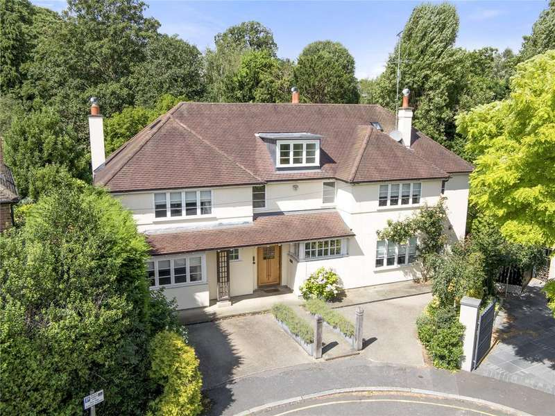 5 Bedrooms Detached House for sale in Lancaster Gardens, Wimbledon, London, SW19