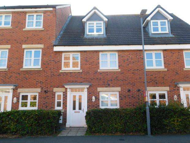 4 Bedrooms Terraced House for sale in HUTTON WAY, FRAMWELLGATE MOOR, DURHAM CITY
