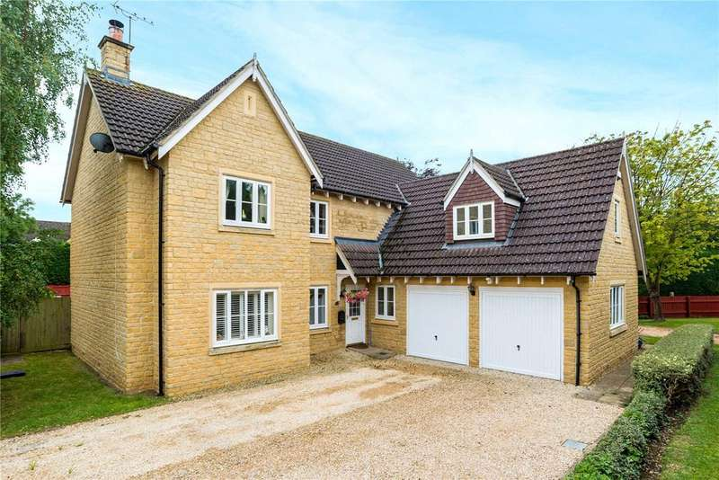 4 Bedrooms Detached House for sale in Lime Trees, Christian Malford, Chippenham, Wiltshire
