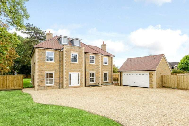 5 Bedrooms Detached House for sale in Peppard Common, Henley-on-Thames, RG9