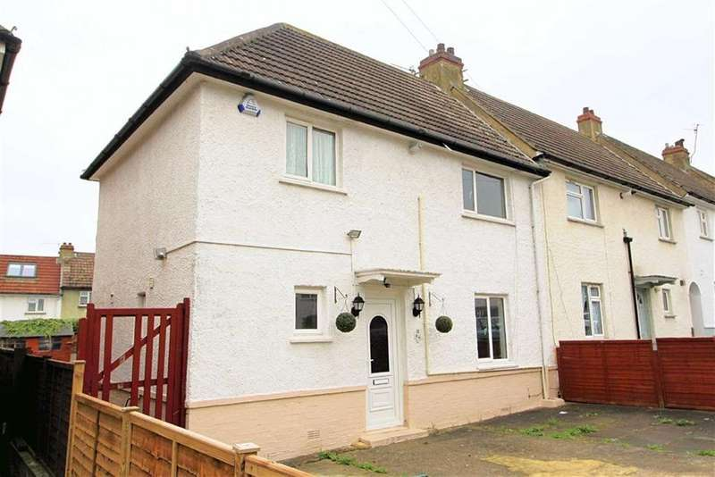 3 Bedrooms Semi Detached House for sale in Gladstone Road, Portslade, East Sussex