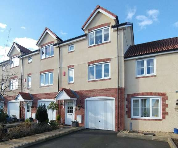 4 Bedrooms Town House for sale in Southbrook Meadow, Cranbrook