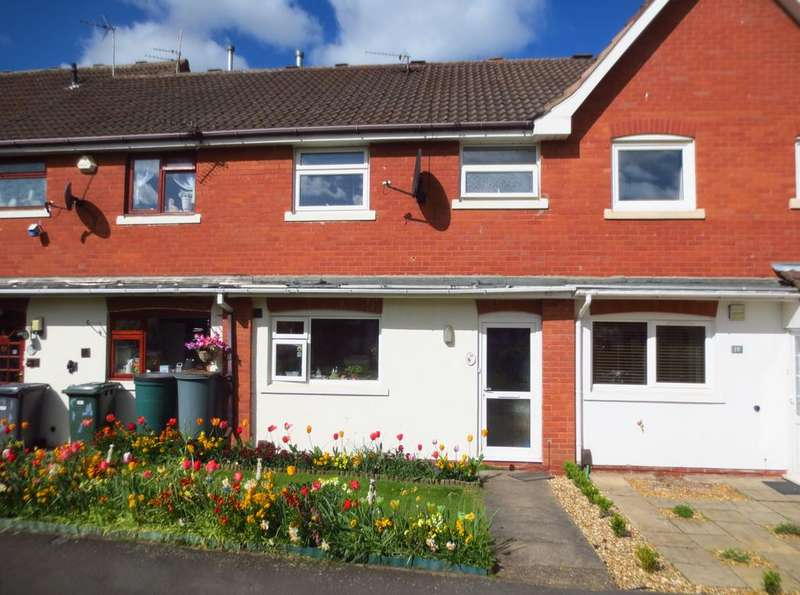 3 Bedrooms Terraced House for sale in The Paddock, Bingham NG13