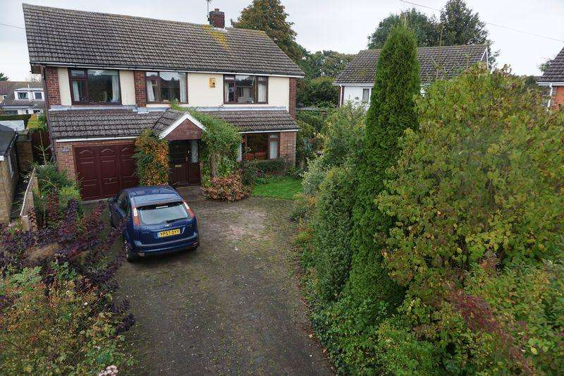 4 Bedrooms Detached House for sale in Robertson Close, Waddington
