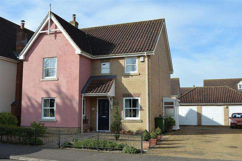 4 Bedrooms Detached House for sale in Griston Road Watton