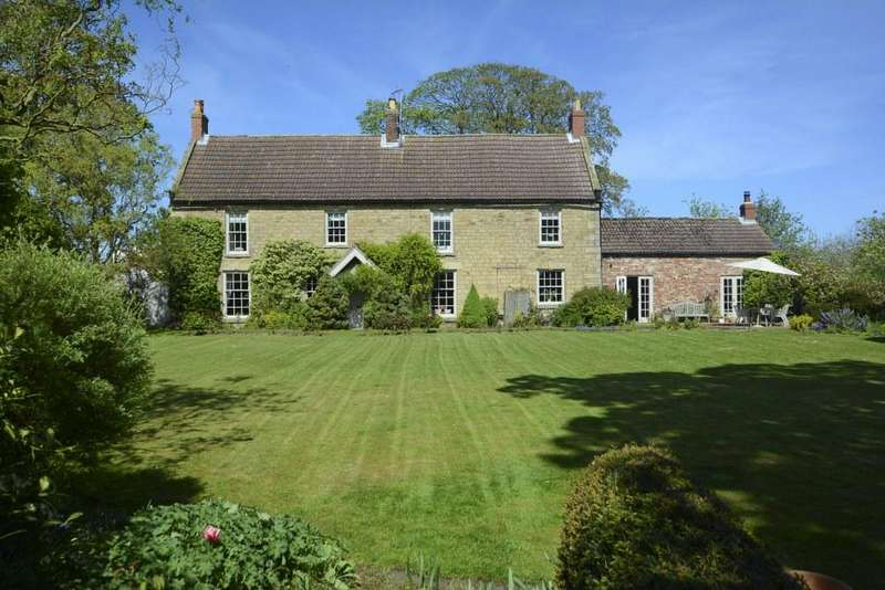 5 Bedrooms Village House for sale in Old Vicarage, Yedingham YO17 8SL
