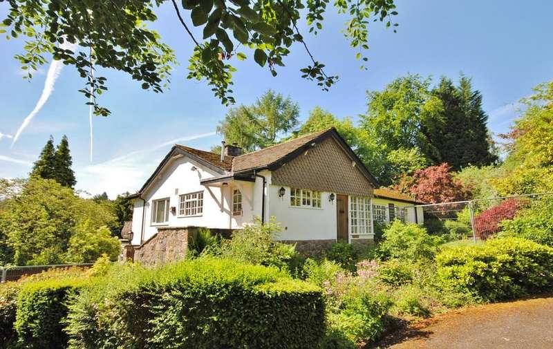 3 Bedrooms Detached House for sale in Off Spencer Brook, Prestbury