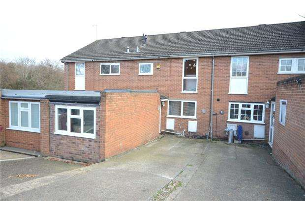3 Bedrooms Terraced House for sale in Wedgewood Way, Tilehurst, Reading
