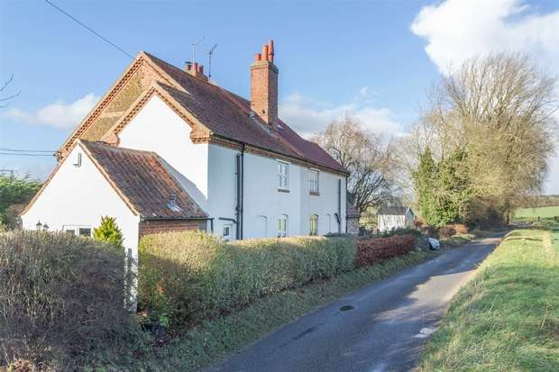 2 Bedrooms Semi Detached House for sale in Church View, Weasenham St Peter