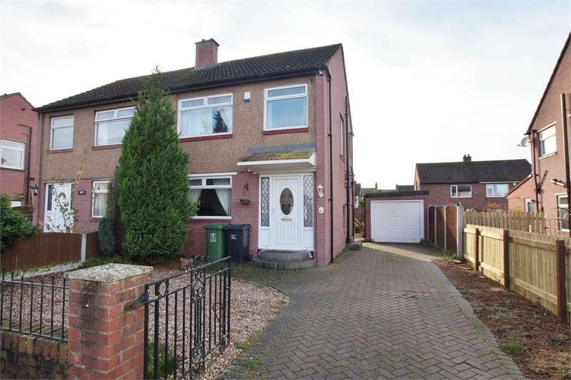 3 Bedrooms Semi Detached House for sale in CA1 2UG Eden Park Crescent, off Warwick Road, Carlisle, Cumbria
