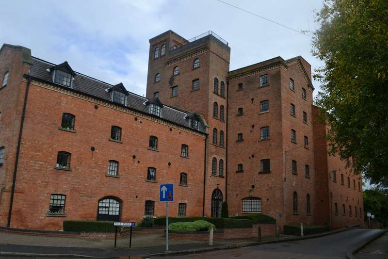 1 Bedroom Apartment Flat for sale in Southwell, Station Road, Greet Lilly Mill NG25