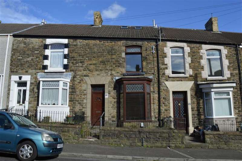 2 Bedrooms Terraced House for sale in Iorwerth Street, Swansea, SA5