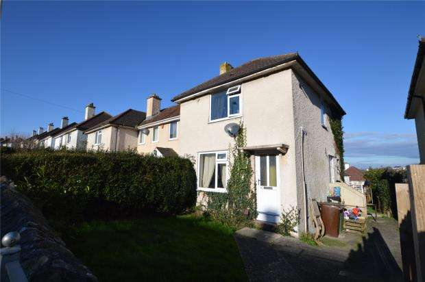 3 Bedrooms Semi Detached House for sale in Barne Road, Plymouth, Devon