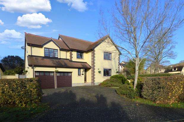 5 Bedrooms Detached House for sale in Staple Orchard, Dartington, Totnes