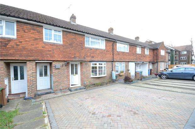 3 Bedrooms Terraced House for sale in Moordale Avenue, Bracknell, Berkshire