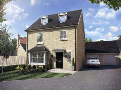 4 Bedrooms House for sale in Penrose Park, Biggleswade, Bedfordshire