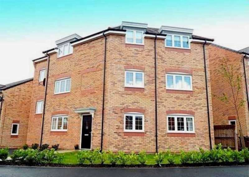 2 Bedrooms Apartment Flat for sale in Sycamore Drive, Wesham