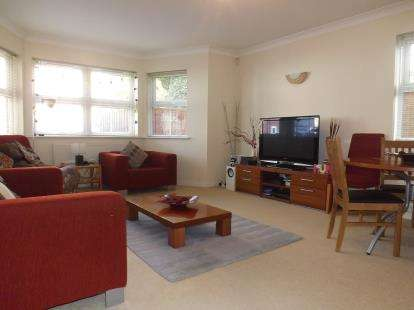 2 Bedrooms Flat for sale in 45 Westby Road, Bournemouth, Dorset