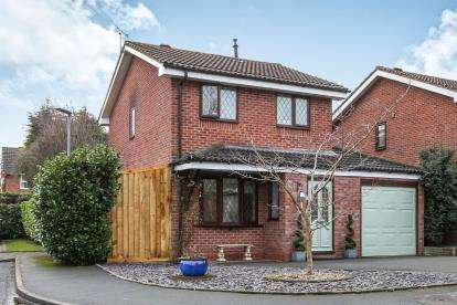 3 Bedrooms Detached House for sale in Olympus Way, Millisons Wood, Coventry, West Midlands