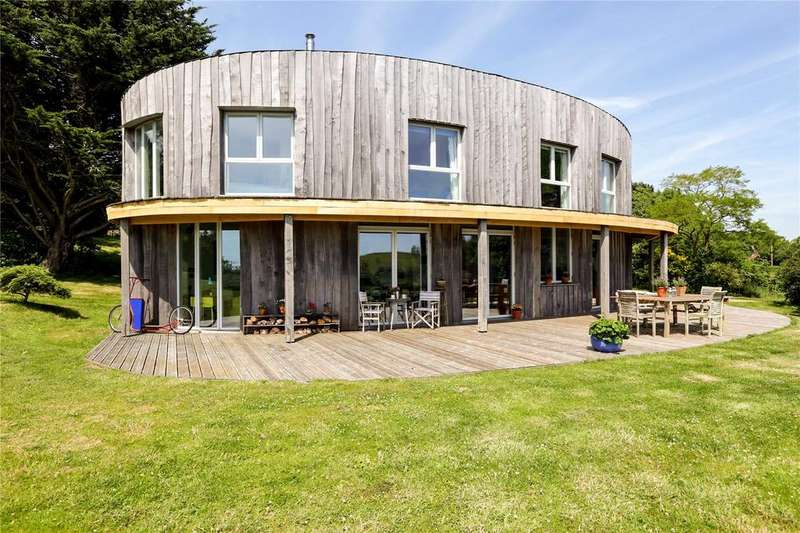 5 Bedrooms Detached House for sale in Icen Lane, Shipton Gorge, Bridport, Dorset, DT6